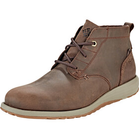 Columbia Grixsen Chukka WP Shoes Herren espresso mhw/hawk